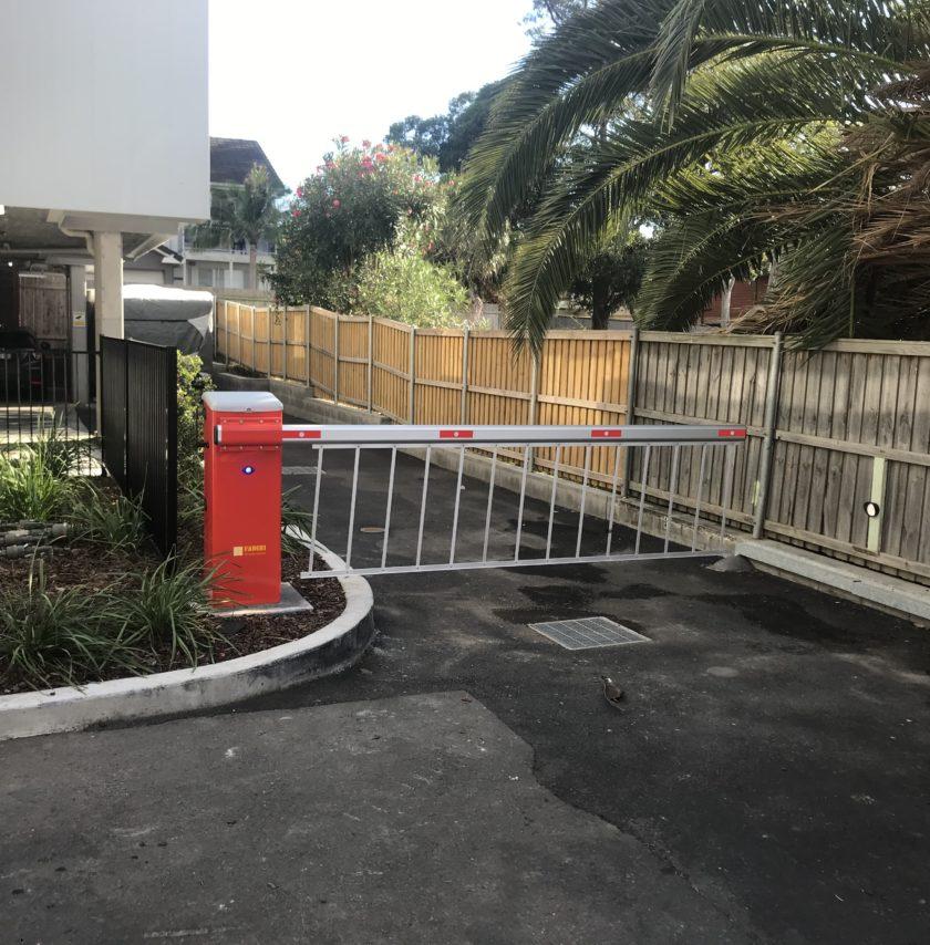 Bayt 980 Boom Gate